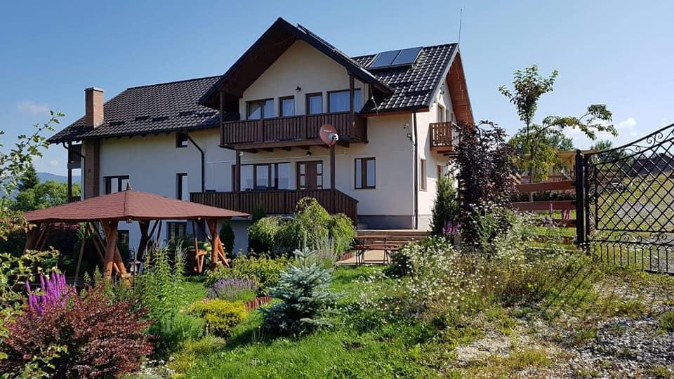 Cuibusor in Bucovina